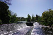Mid Calder Weir